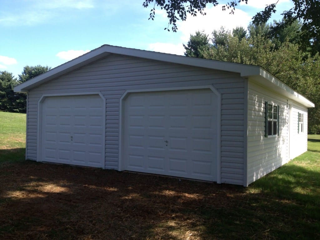Modular Garage New Windsor Maryland