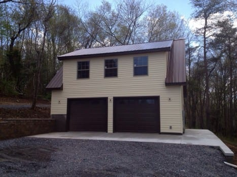 custom-garage-builders-dickerson-maryland