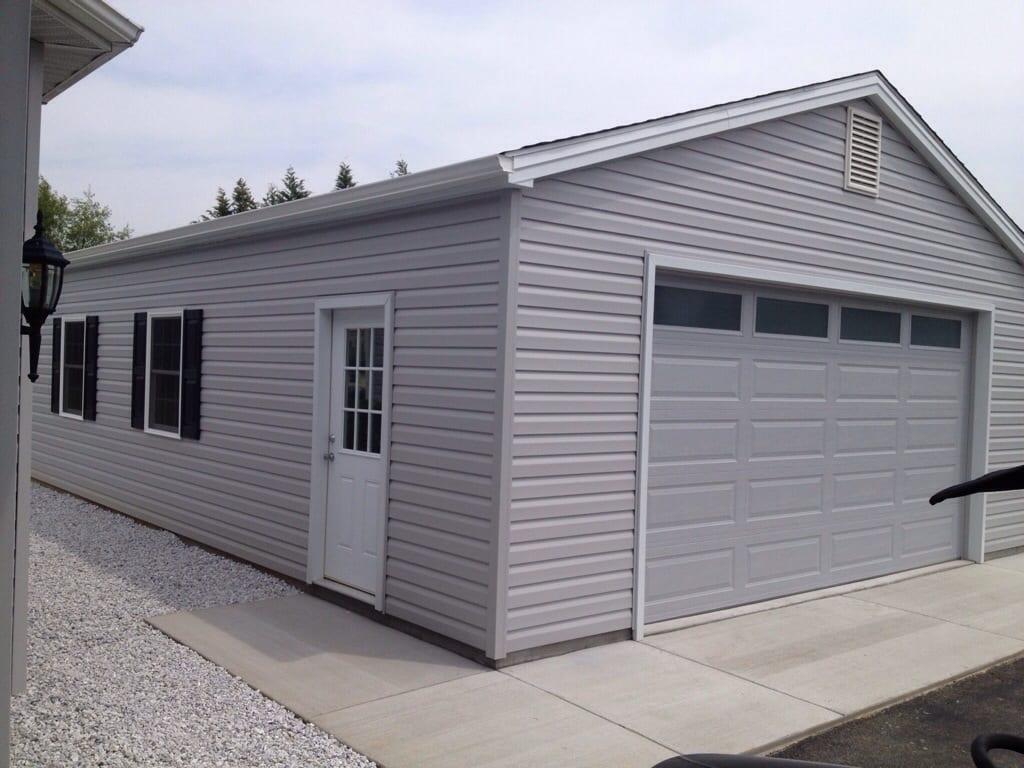 Custom Garage 3263