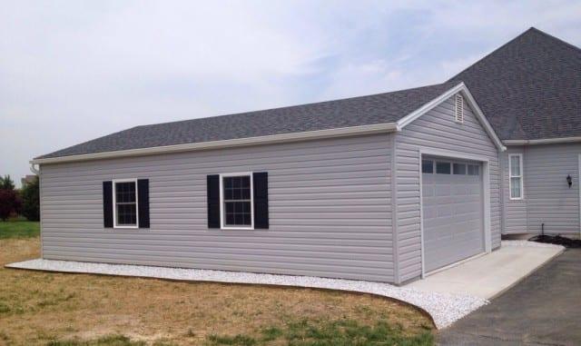 Custom Garage Builder Keedysville MD
