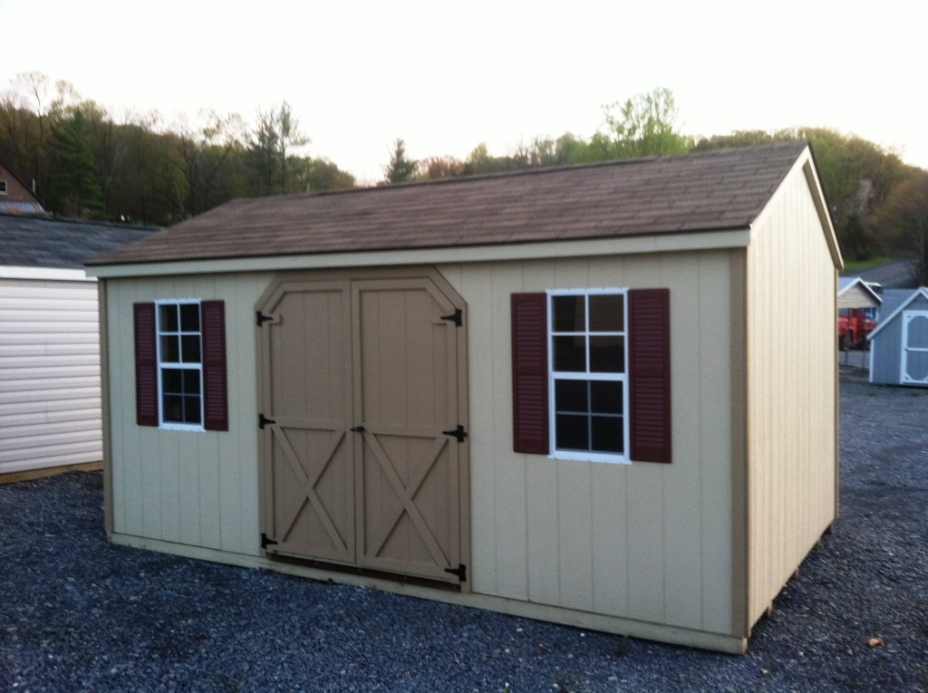 Portable Storage Sheds | 4-Outdoor