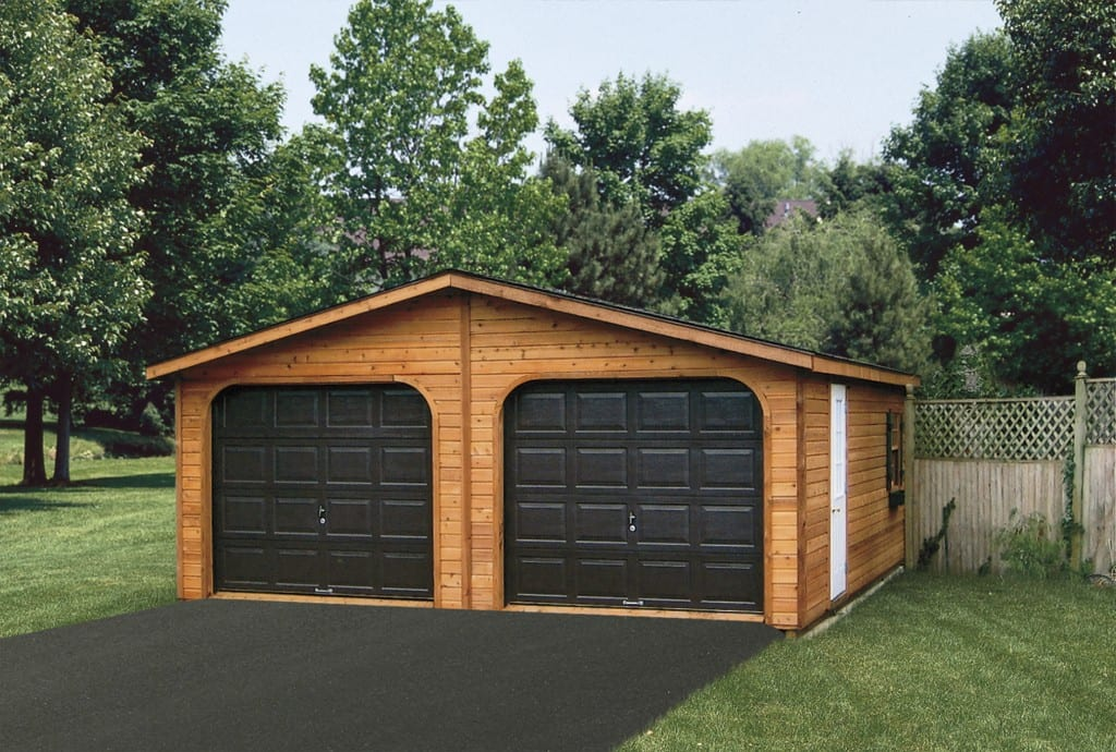 24x24-duratemp-garage-with-brown-garage-doors