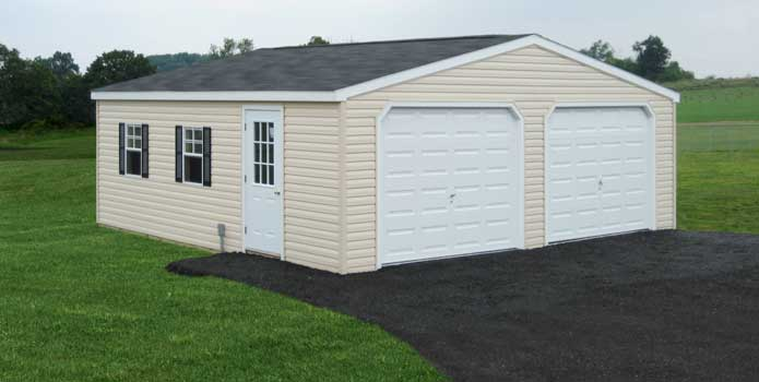 24x26-vinyl-modular-garage-with-concrete-site-preparation