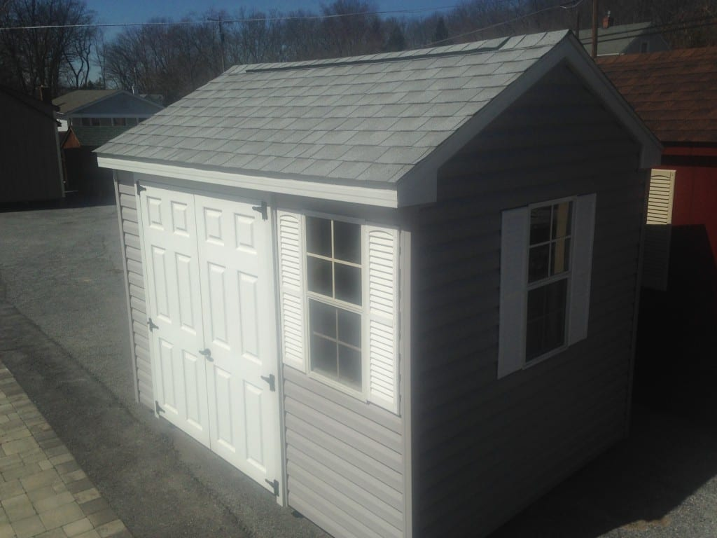 8x12 A-Frame Utility shed for sale Frederick MD