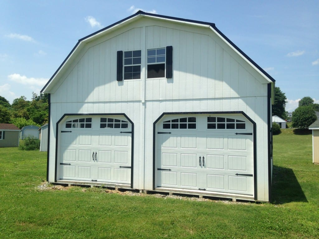 Modular wood two story garage for sale cheap 2014 06 26 13 for Two story garages for sale