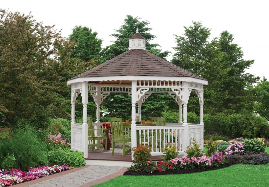 vinyl-wrapped-wooden-octagon-gazebo