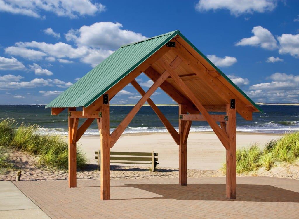 wood-pavilion