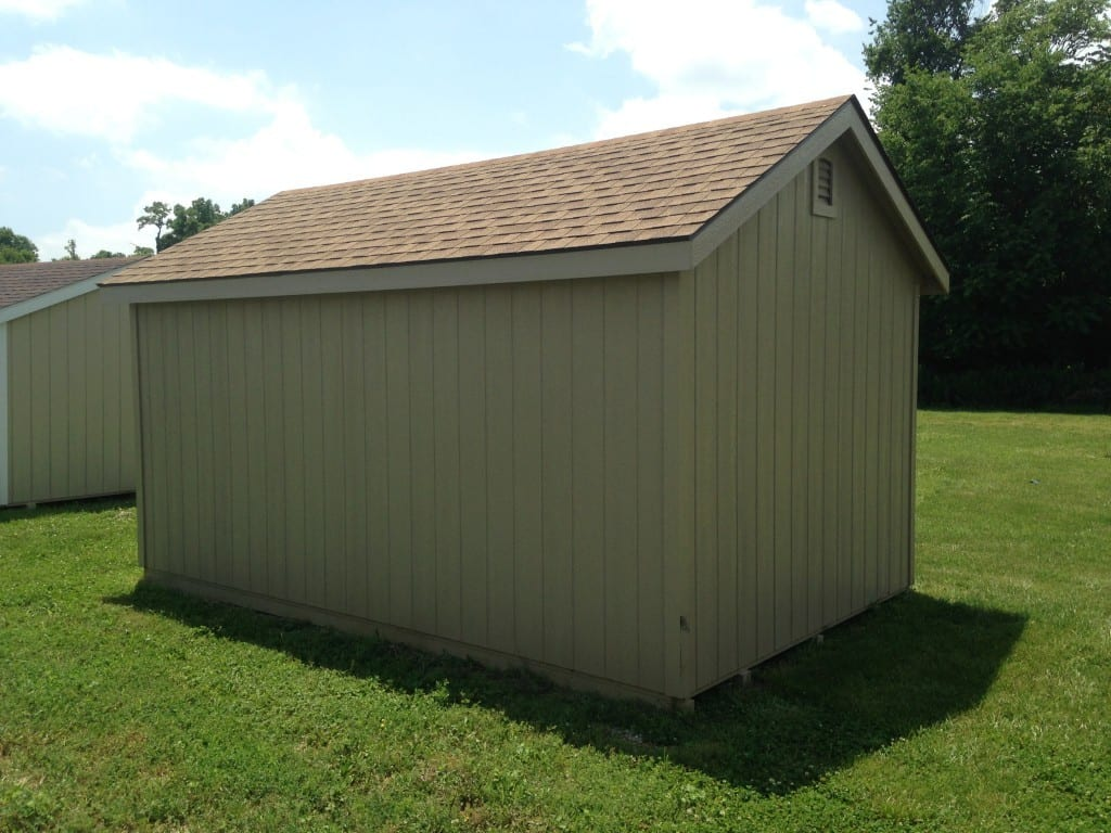 Sold 1985 10 215 16 Wooden Storage Shed For Sale 3080