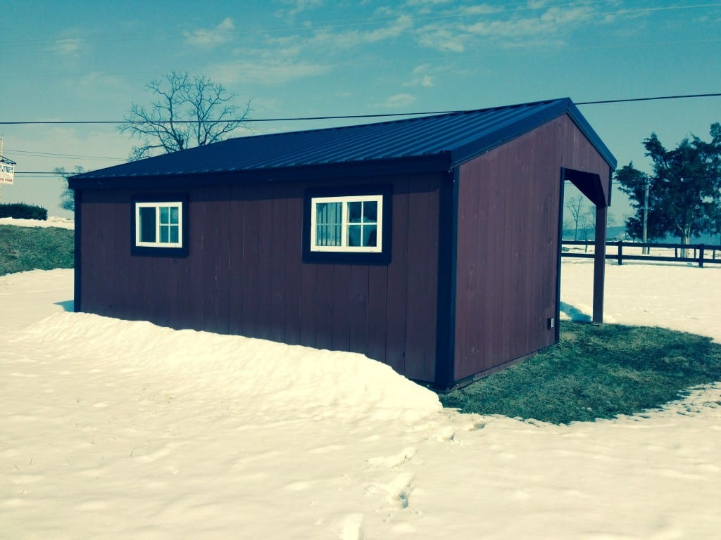 horse barn with lean to for sale in maryland