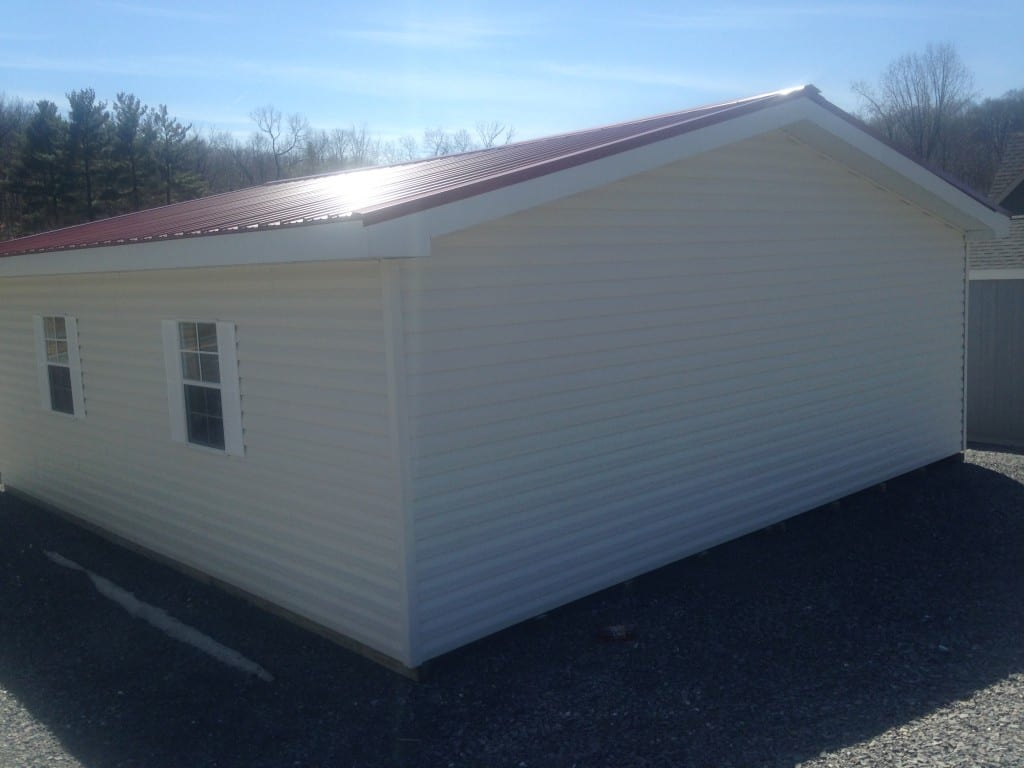 3362 Prefab 24x24 Modular Car Garage For Sale 14 104 4