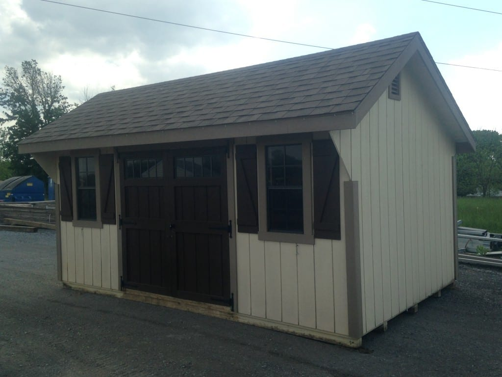 Used Shed-Quaker