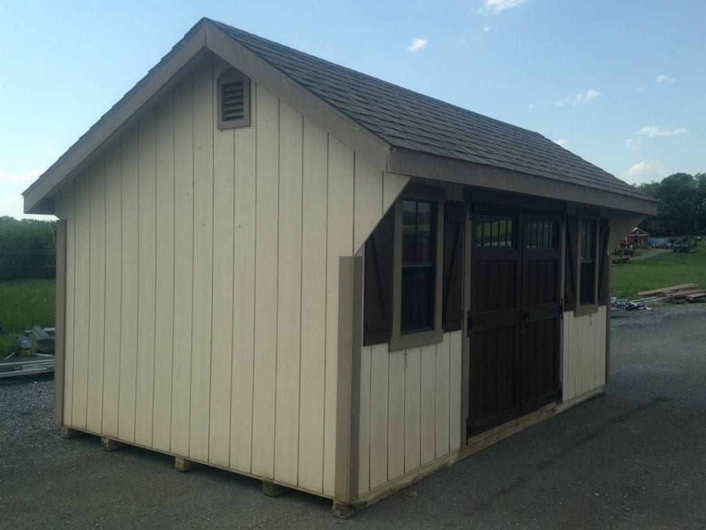 used wooden shed for sale