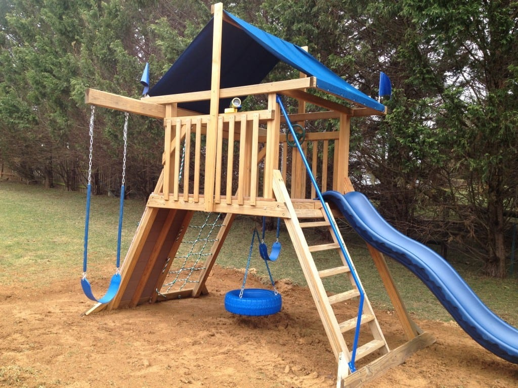 cheap playset sold in boonsboro 4 outdoor