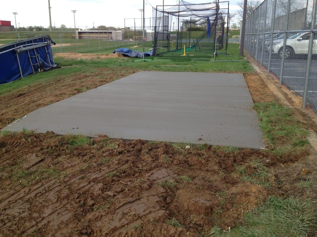 shed move in arundal maryland with custom completed concrete site preparation completed by 4-outdoor