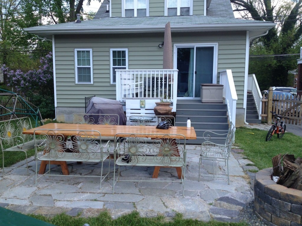 natural stone patio built by 4-outdoor in catonsville maryland